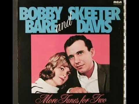 Skeeter Davis & Bobby Bare - Let It Be Me (Je t'appartiens) - YouTube