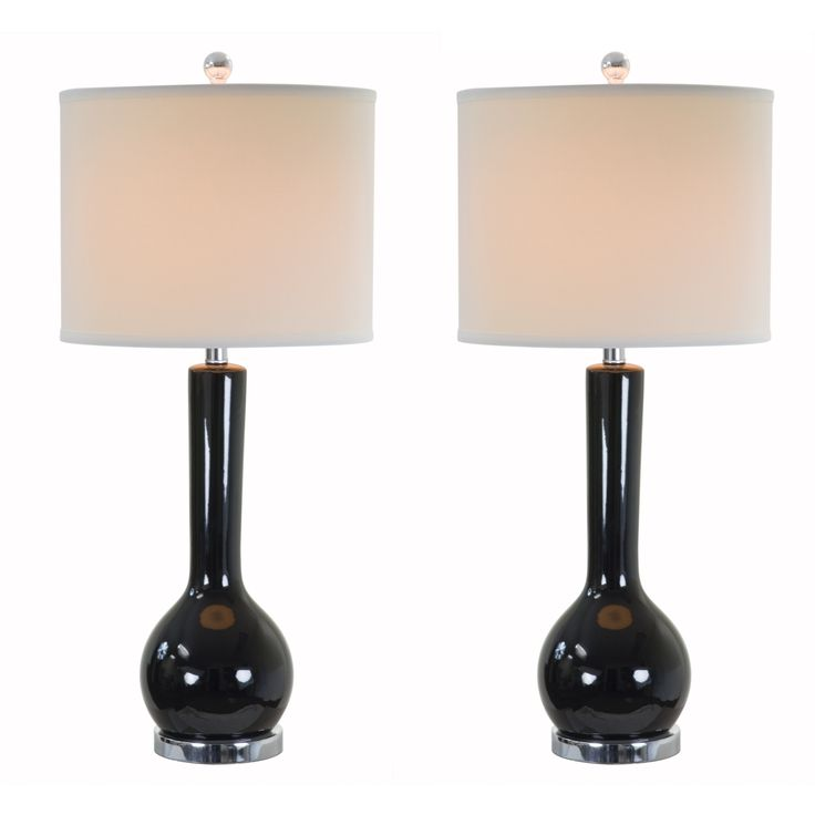 Anthony California Table Lamps  Set of Base Color  Black. Best 25  Southwestern lamp sets ideas on Pinterest   Southwestern