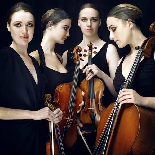 Imagen de Pavão String Quartet
