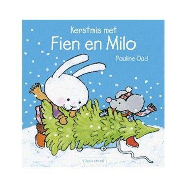 Kerstmis met Fien en Milo - P. Oud  Fien en Milo gaan een kerstboom kopen. Ze hebben warme kleren aan want het sneeuwt.  EUR 12.99  Meer informatie