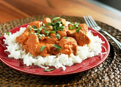 Slow Cooker Chicken Tikka Masala, the easiest chicken tikka masala you will ever make.