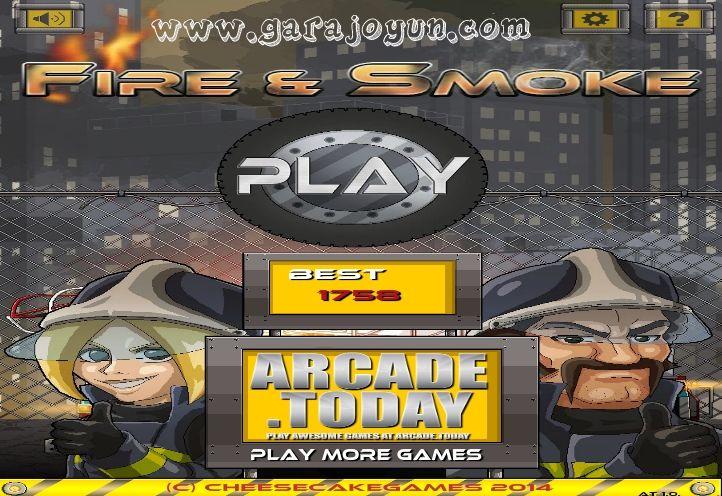 Çılgın İtfaiyeciler isimli beceri oyununu oynayarak, itfaiyecilerin tehlike dolu macerasına ortak olacağız.  http://www.garajoyun.com/cilgin-itfaiyeciler.html