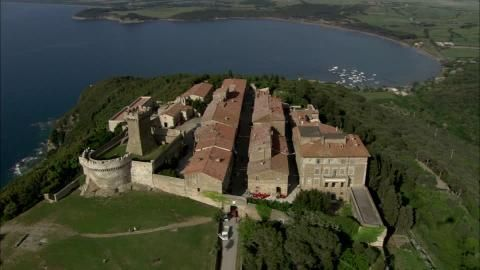 Castello di Populonia in baia barati, Tuscany - Google Search