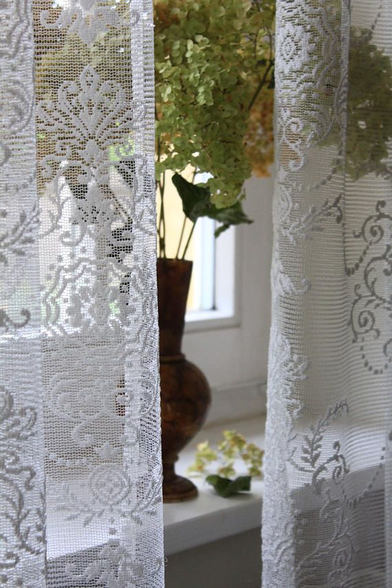 MYRA' Adorable French Embroidered Light Ivory and Neutral