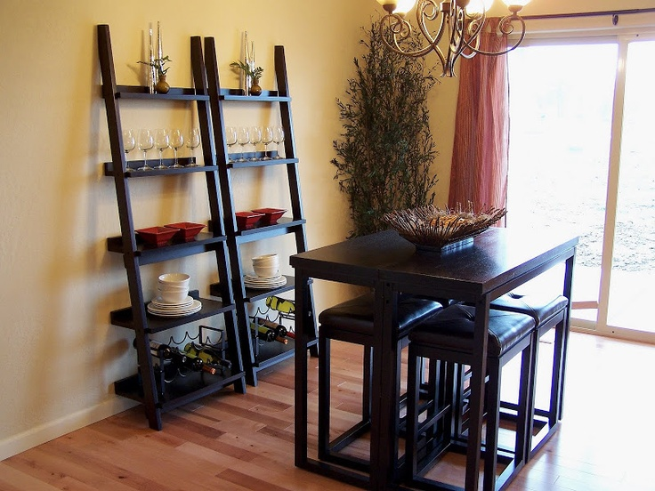 Ladder Bookshelves For Extra Storage Space Pictures Gallery
