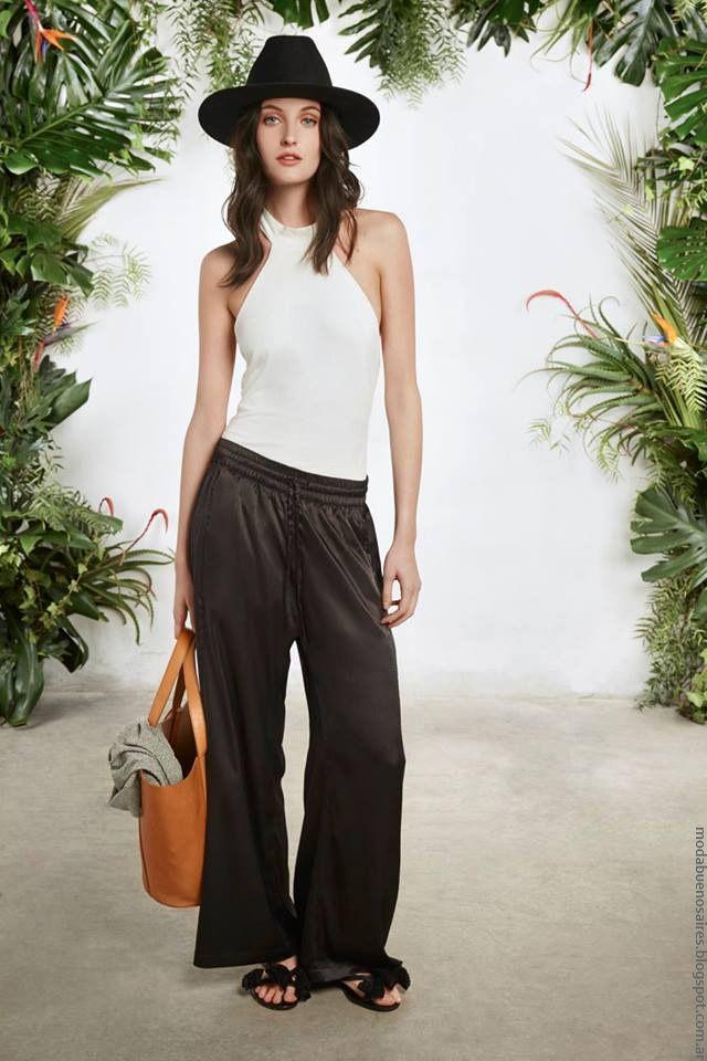 Moda mujer primavera verano 2017 María Cher.