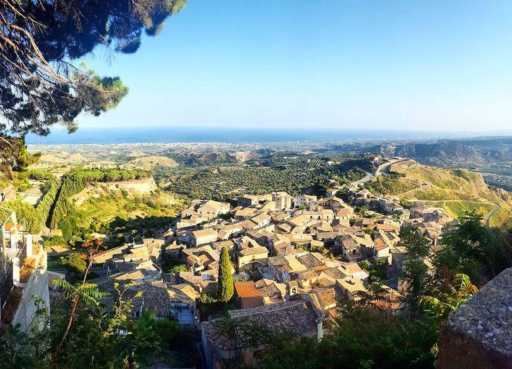 Gerace, Calabria, Italy.  #italy #travel