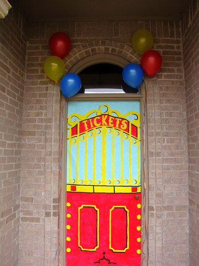 """Photo 7 of 12: Circus / Birthday """"Greyson's Circus First Birthday"""" 