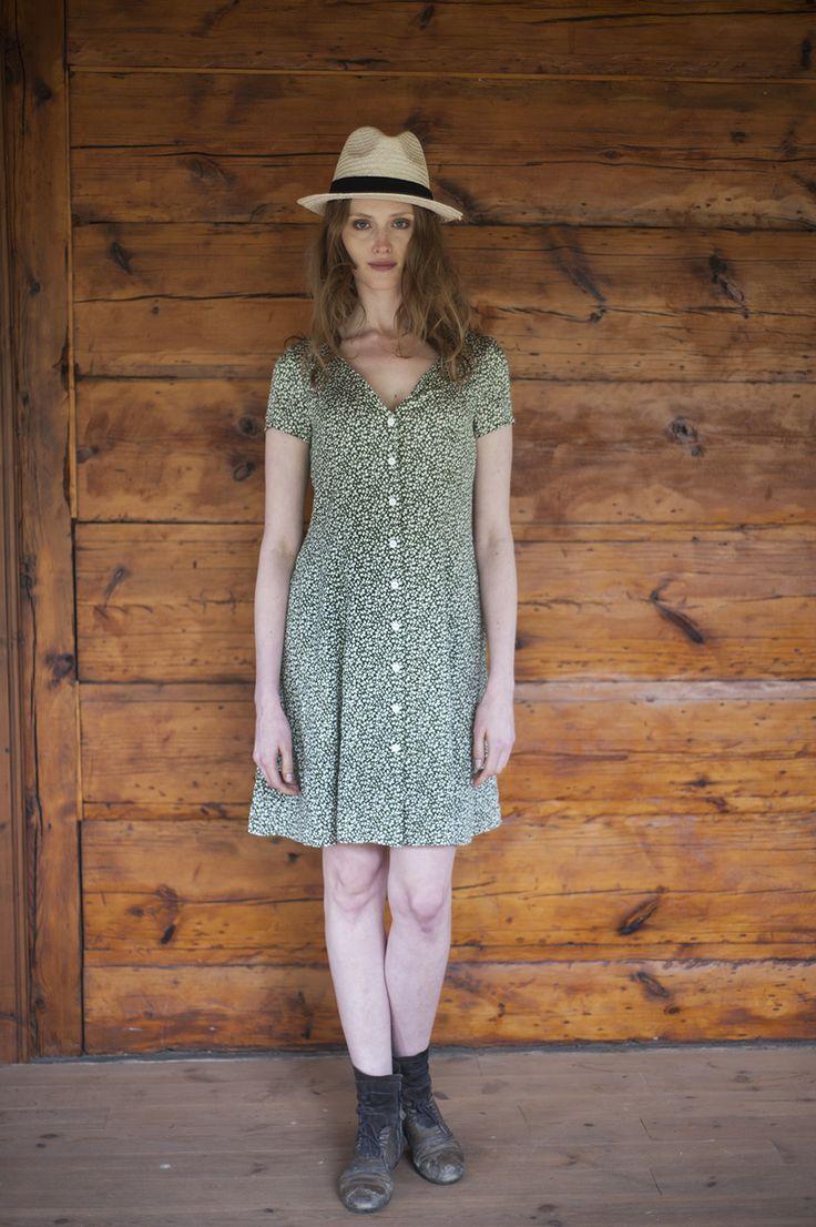 green dress www.boho.lu