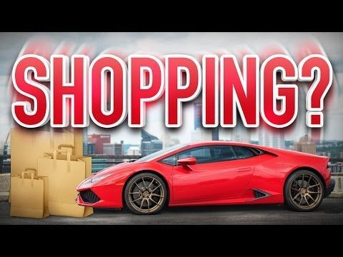 Awesome Lamborghini: Shopping in Lamborghini Huracan --Oh BOY!! - YouTube...  Lambo supercars Check more at http://24car.top/2017/2017/05/05/lamborghini-shopping-in-lamborghini-huracan-oh-boy-youtube-lambo-supercars/