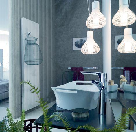 grifo-lavabo-axor-urquiola-hansgrohe que podrás comprar en terraceramica.es #grifos #grifería #baños #diseño #arquitectura #terraceramica