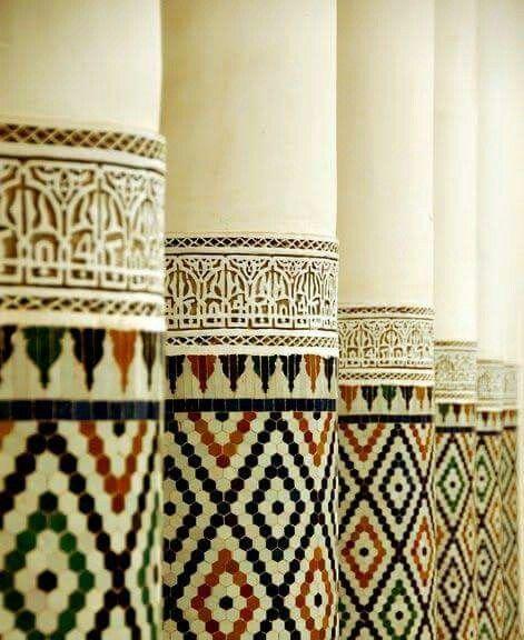 Beautiful Islamic art from MOROCCO http://www.pinterest.com/drahmad/islamic-inspiring-heritage/
