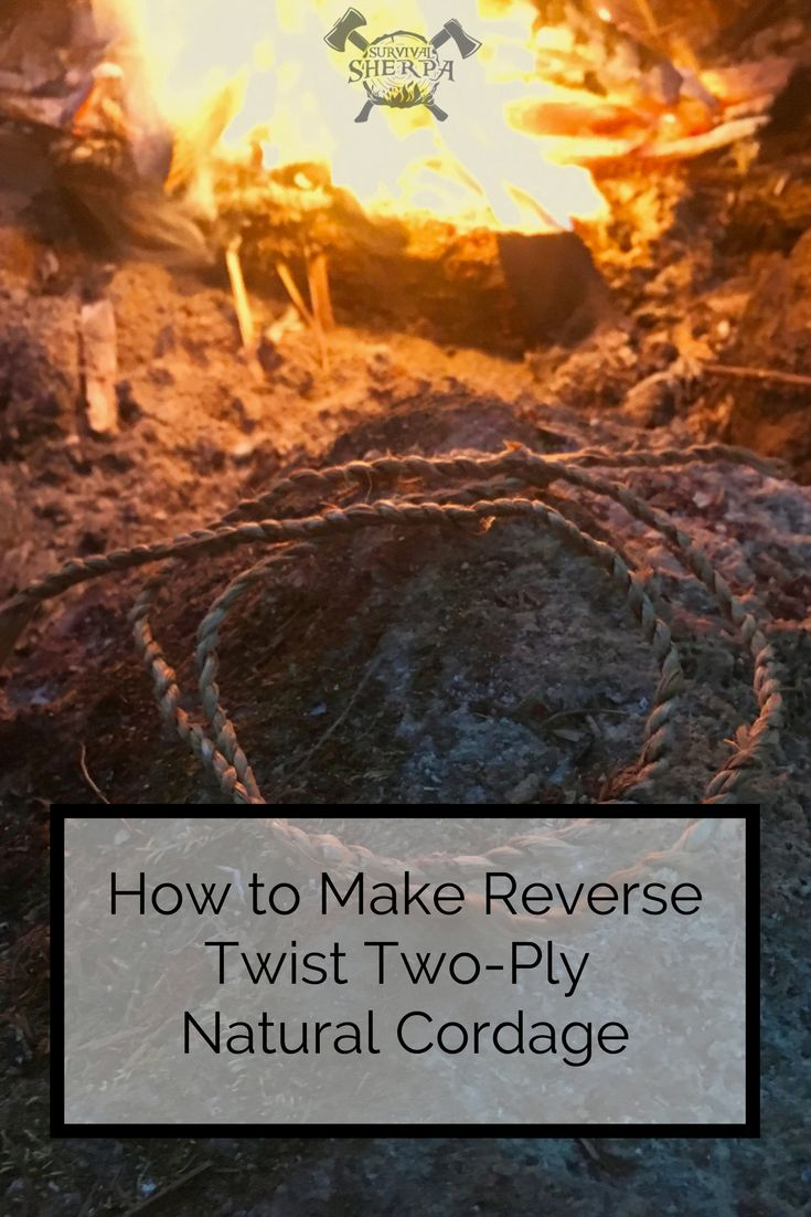 by Todd Walker   Arguably, the most underrated and overlooked primitive technology is rope and string. That is until you run out of modern cordage. A whole new appreciation for stuff that bind…