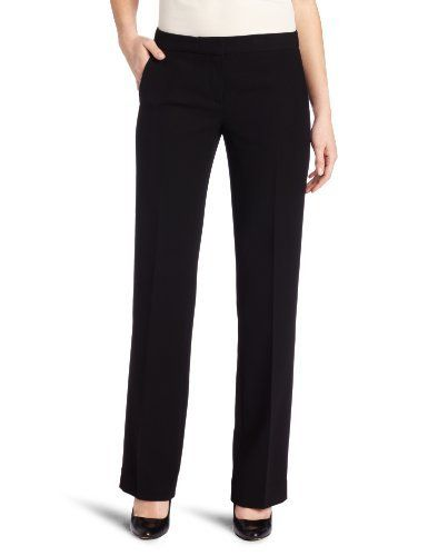Anne Klein Women's Tuxedo Pant Anne Klein. $109.00. polyester. Fitted. Double stipe. Made in Vietnam. Dry Clean Only