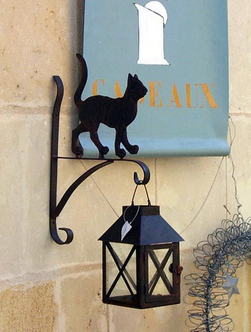 cat lantern - could be cool for halloween