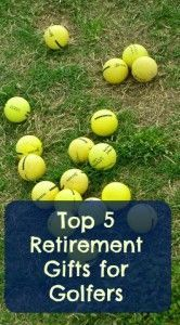 Best retirement gifts for golfers. Clever Gift Ideas for a Golfer that is due to retire.
