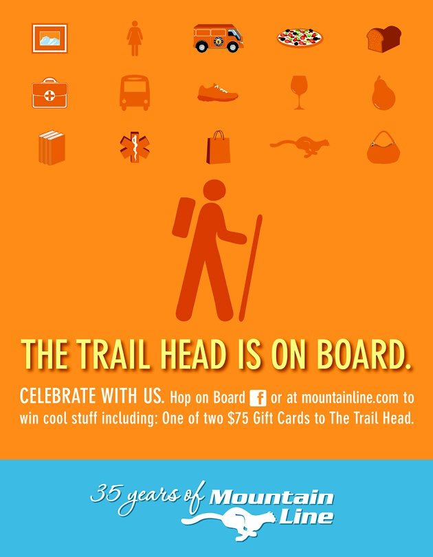 75 Gift Certificate From Trails Head Www Mountainline Com With Images Food Store Great Harvest Bread Company Missoula
