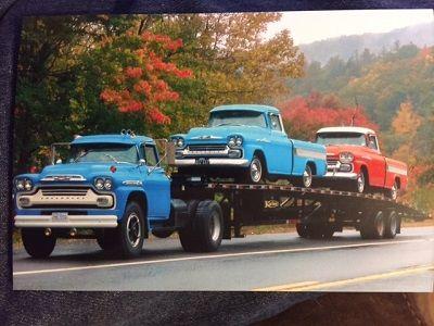 1959 Chevrolet Spartan 100 – Jim Carter Truck Parts