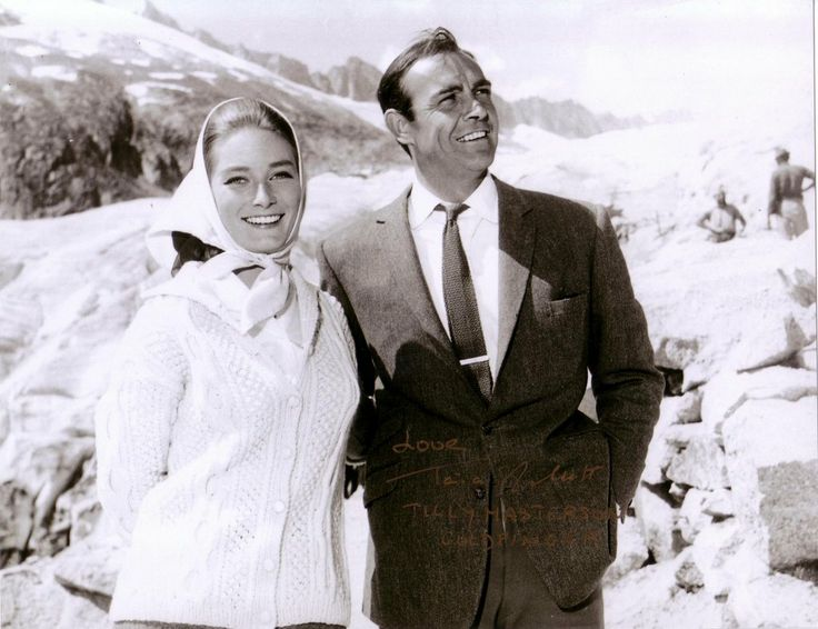 122 Best Images About Tania Mallet