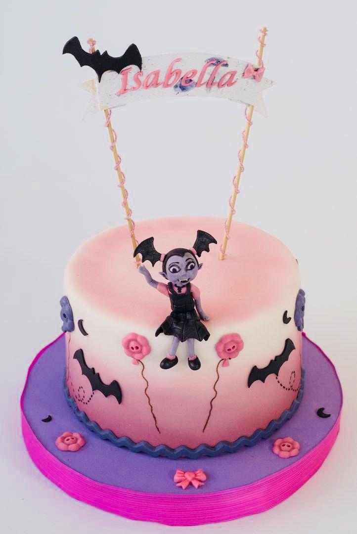 Vampirina Cake! Torta Vampirina!