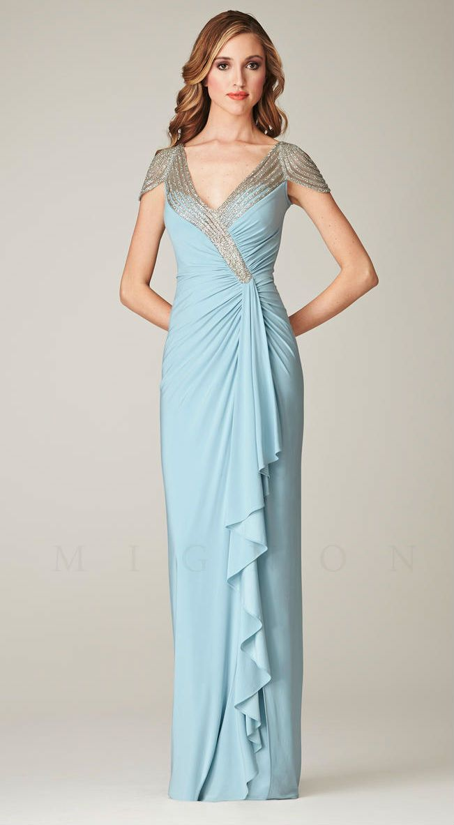Light Blue Mother Of The Bride Dresses A Collection Of