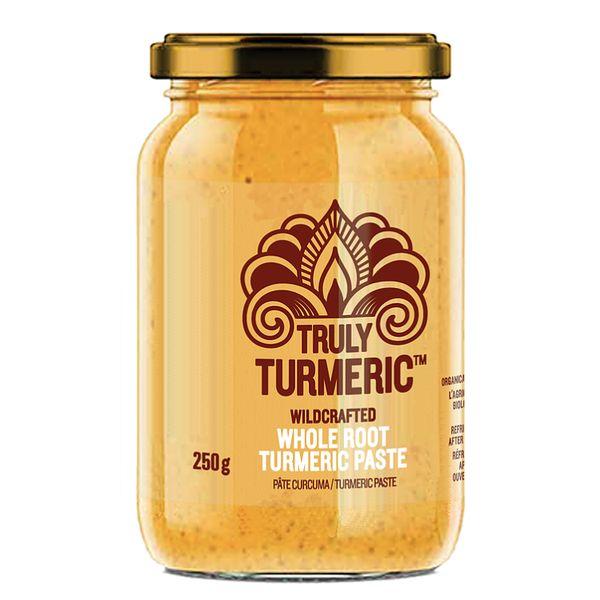 Naledo Truly Turmeric Whole Root Turmeric Paste - 250g
