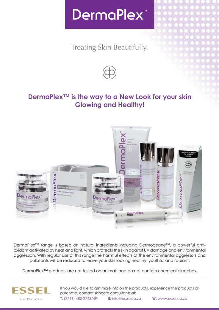 Essel DermaPlex product range