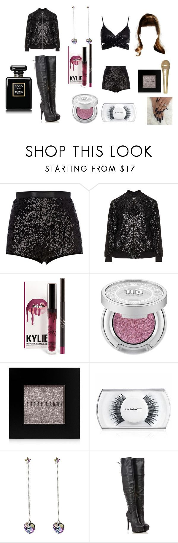 """""""#60 España"""" by barbymollon ❤ liked on Polyvore featuring River Island, Manon Baptiste, Urban Decay, Bobbi Brown Cosmetics and MAC Cosmetics"""