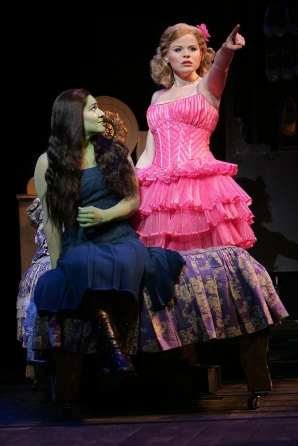 wicked elphaba and glinda relationship poems