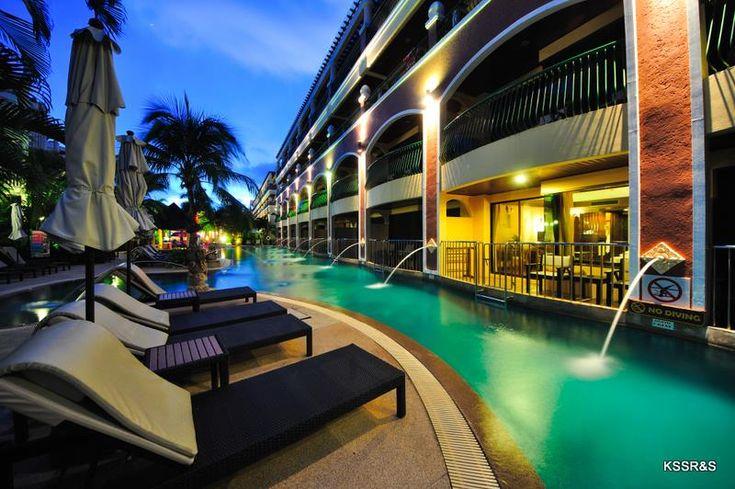 Set just across white sandy Karon Beach, the Karon Sea Sand Resort & Spa…