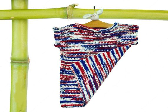 A Unisex Baby Short Sleeve Top by miCalorKnits on Etsy
