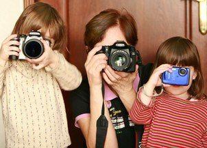 Как фотографировать детей?