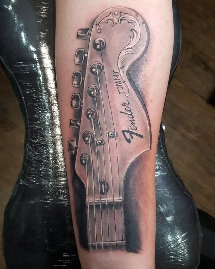 1000 images about guitar tattoos on pinterest tattoo photos cool guitar and tattoo artists. Black Bedroom Furniture Sets. Home Design Ideas