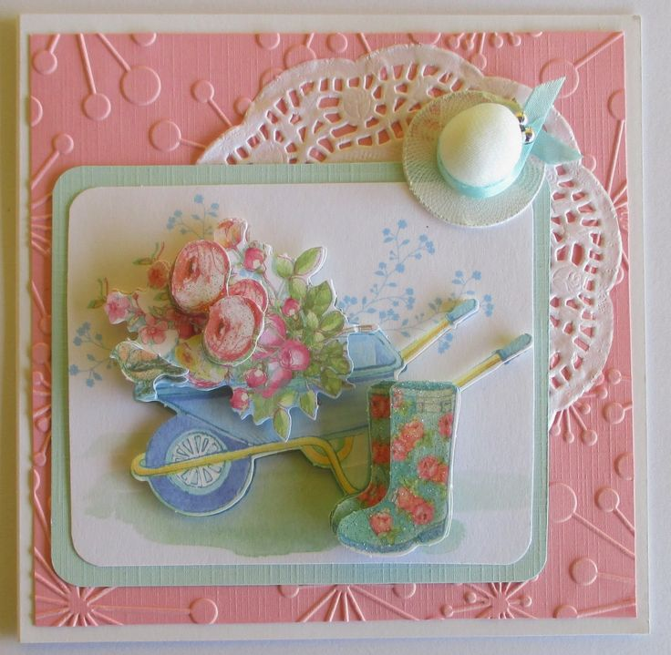Crafty Kayes Room: Dovecraft Decoupage Pad