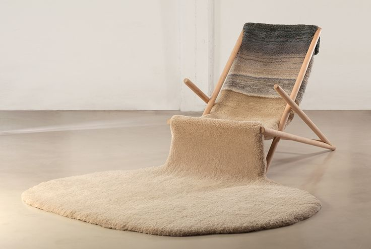 Exploring the Artistic Side of Practical Design: Winter Passing Chair