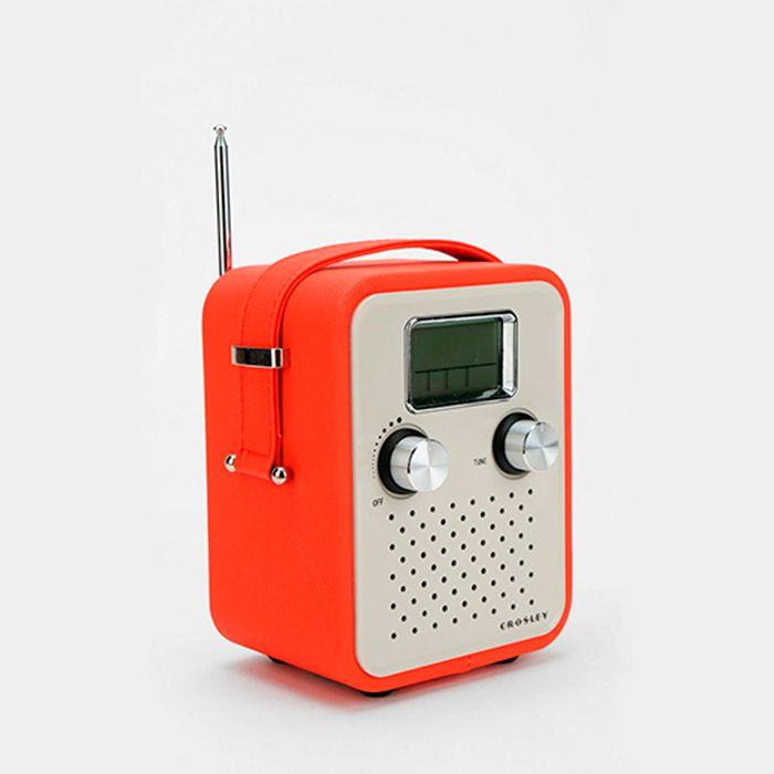 Radio Songbird Crosley - Naranja  http://followtheforest.com/tocadiscos-radios/52-radio-parlante-songbird-naranja.html