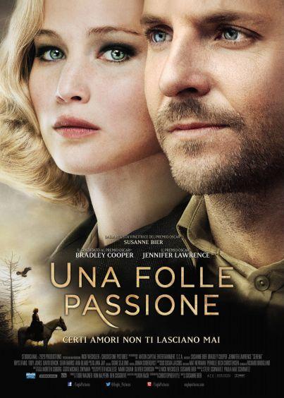 Una folle passione (romantico) con Bradley Cooper, Jennifer Lawrence dal 30 ottobre 2014 al #cinema #film #trailer