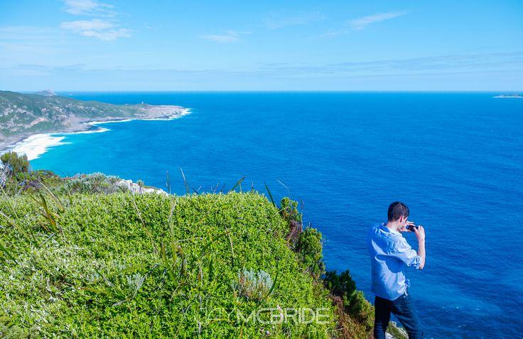 On the edge by http://jaymcbride.photos  #westernaustralia #albany #australia #blue   #bluesky    #environmental #green #greenlife #growth #landscape #life #nature #ocean #photo #tree #vegetation