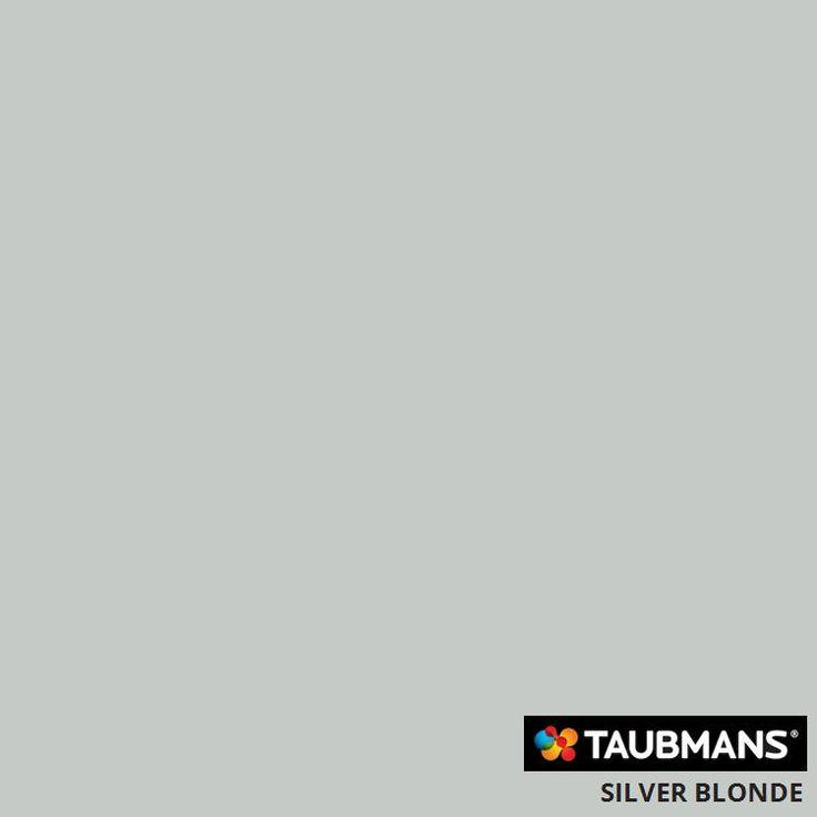 #Taubmanscolour #silverblonde