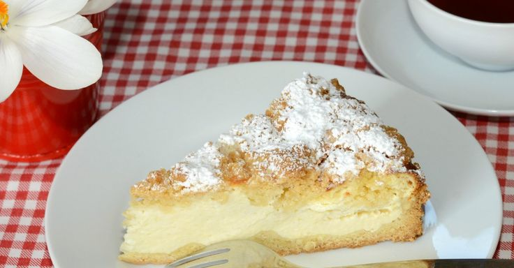 German Style Cheese Cake – 12 Tomatoes