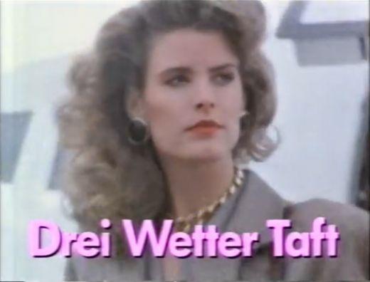 DREI WETTER TAFT – Werbespot