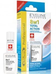 900 Eveline 8W1 Total Action Körömápoló Koncentrátum