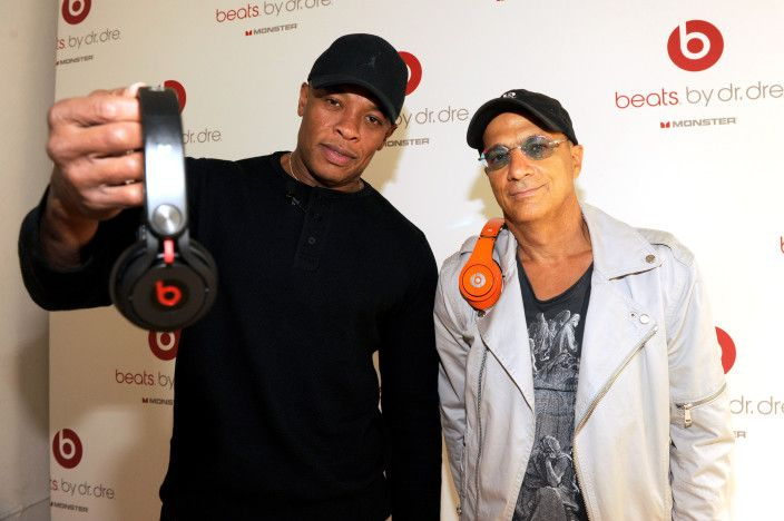 Dr. Dre & Jimmy Iovine expected to become Apple executives as part of Beats acquisition