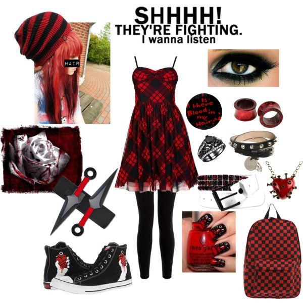 94 best Emo outfits images on Pinterest | Emo clothes, Emo ...