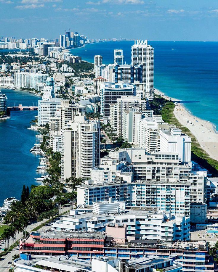 Million Dollar Row #miami #florida #miamibeach #sobe #southbeach #brickell #Miami by @kevinmontello