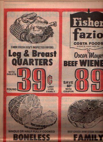 Fisher Fazio Costa ad 1972