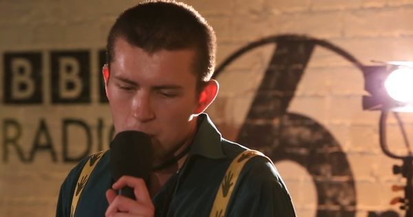 Shame - Gold Hole (6 Music Live Room session) #music