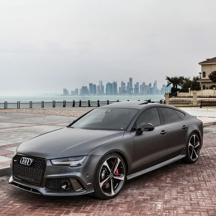 "12.1 thousand favorites, 27 comments – Unique Audi Photography (@auditography) in Instagram: ""Many people's ultimate dream Audi. Car: 2017 @ Audi RS7 …"