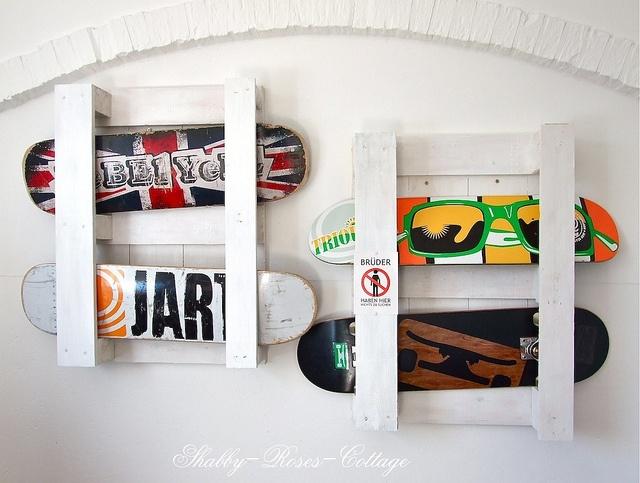 Beau 17 Best Images About Skateboard Racks On Pinterest Wall Mount, Wall Racks  And Rack Shelf