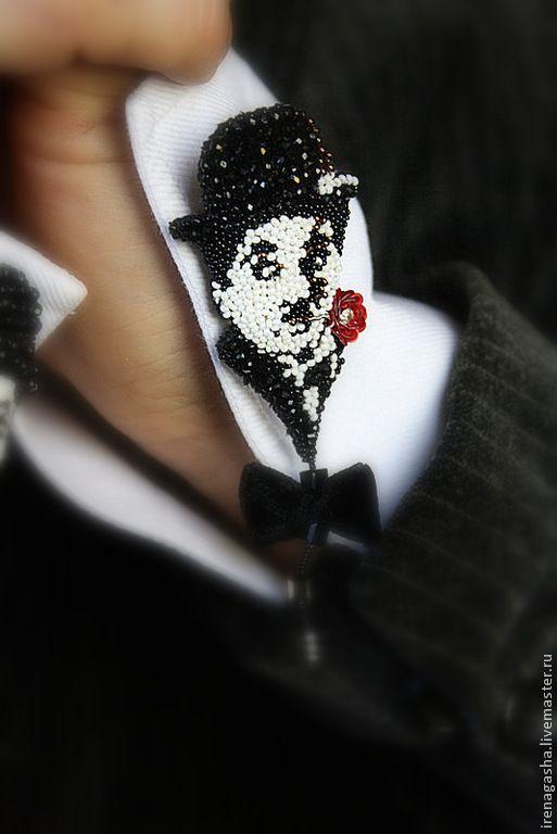 Запонки AP15001 - черно-белый,красный,запонки,запонки для мужчин,запонки женские